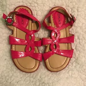 Cute Pink Sandals! Size 11.